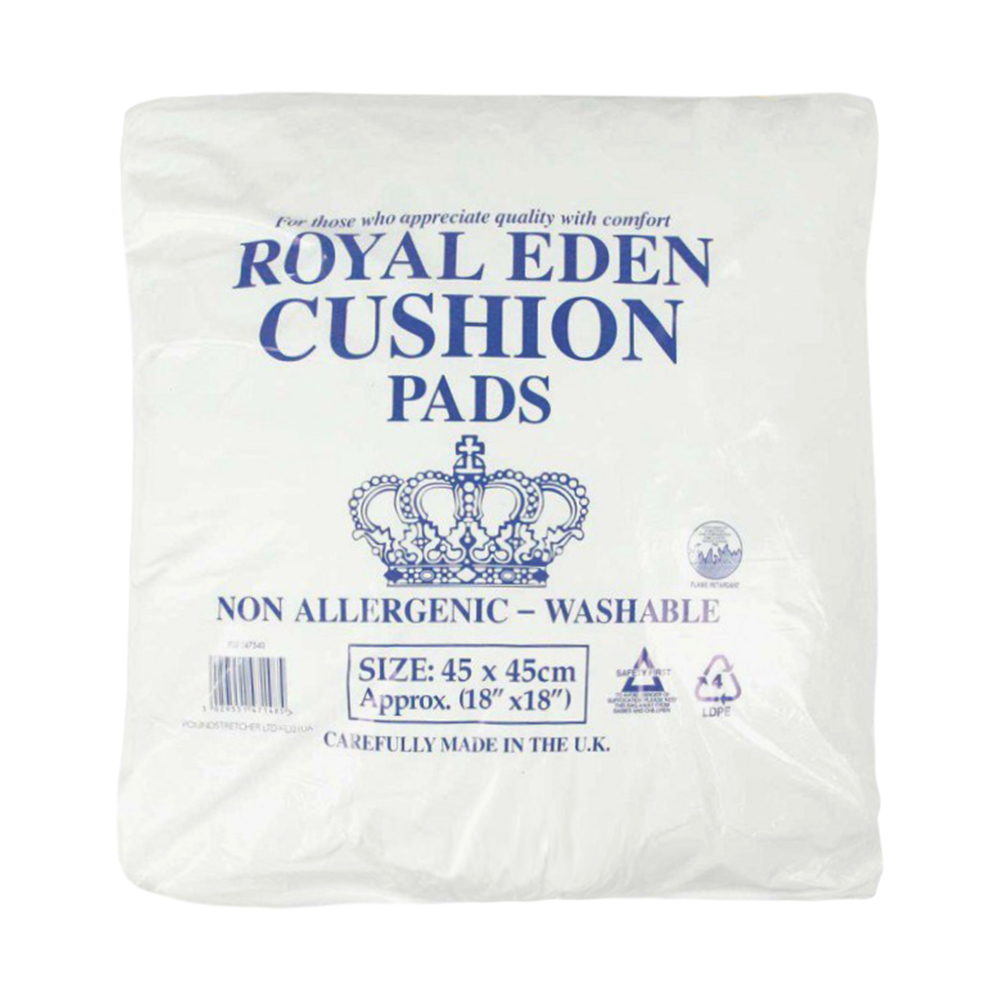 "Royal Eden Cushion Pad - 18"" x 18"""