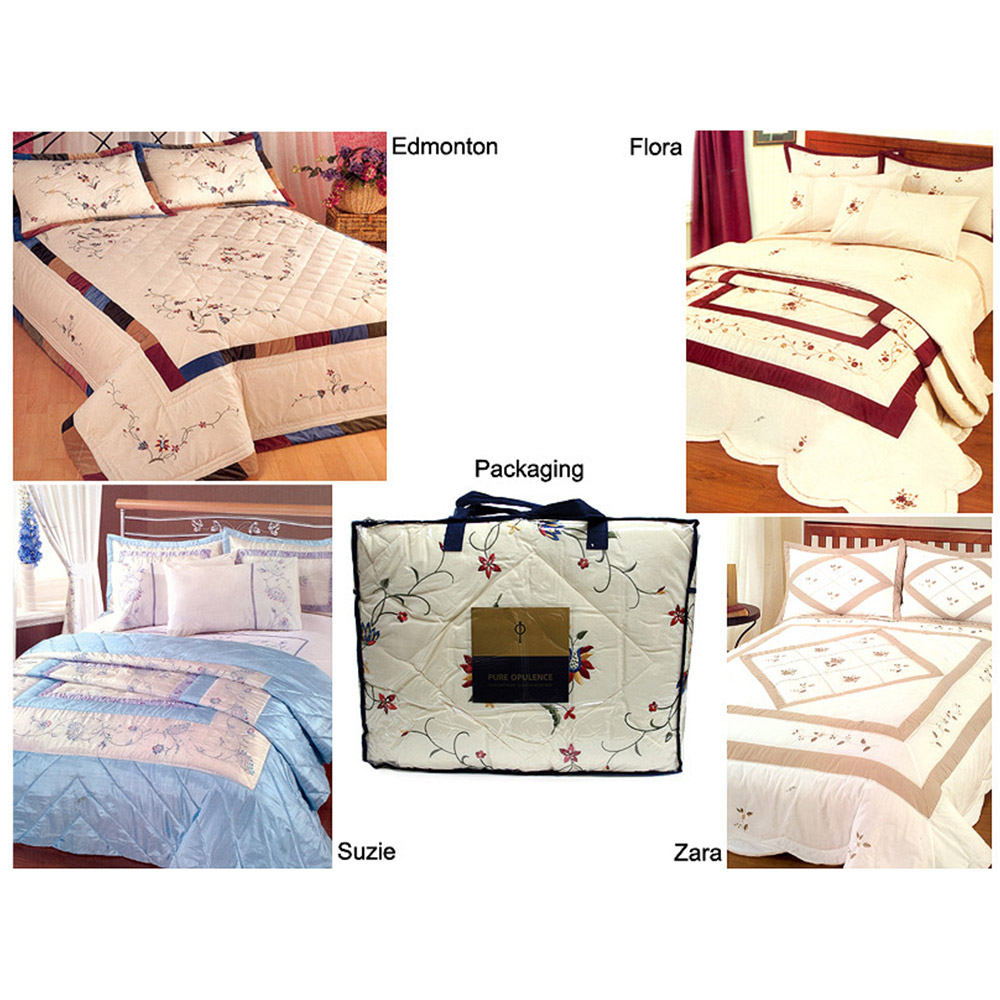 Deluxe Quilted Bedspread