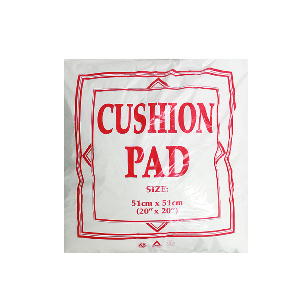 "Square Cushion Pad - 20"" x 20"""