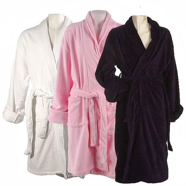 Adult Cotton Bathrobe