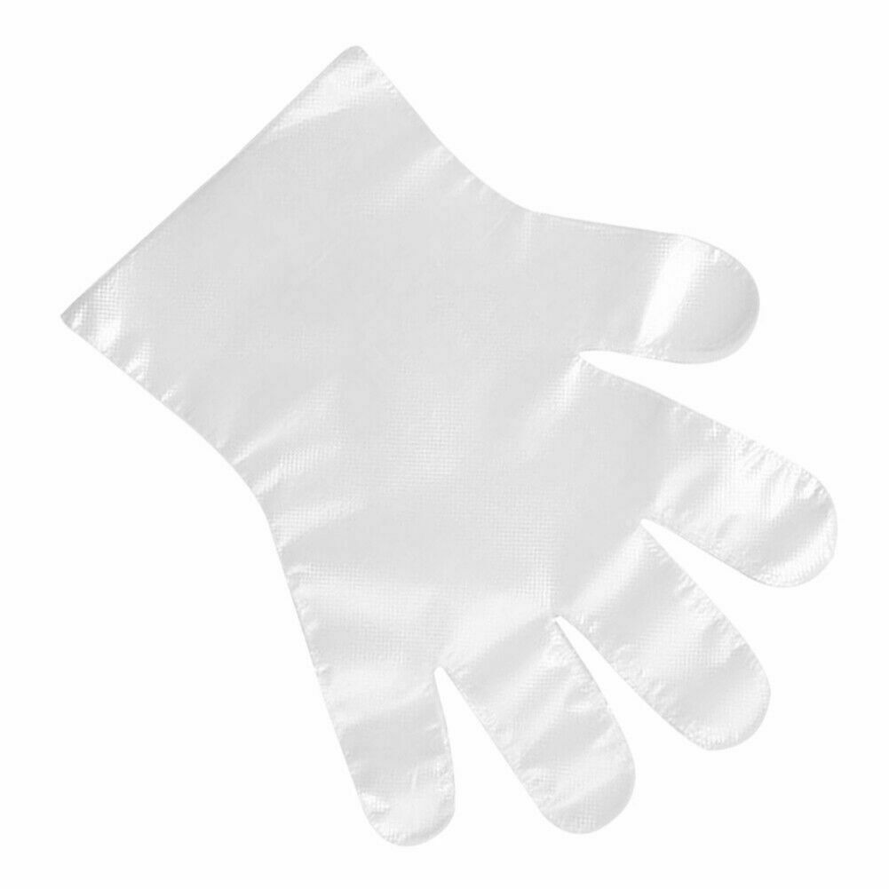 Polythene Disposable Gloves