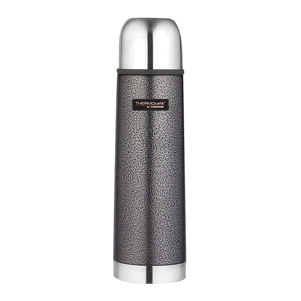 Thermos ThermoCafé Hammertone Stainless Steel Flask 500ml