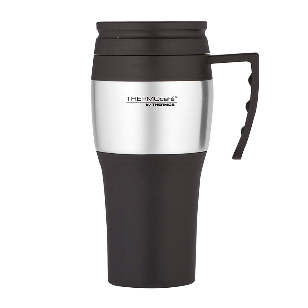 Thermos ThermoCafé 2010 Travel Mug 400ml Stainless Steel