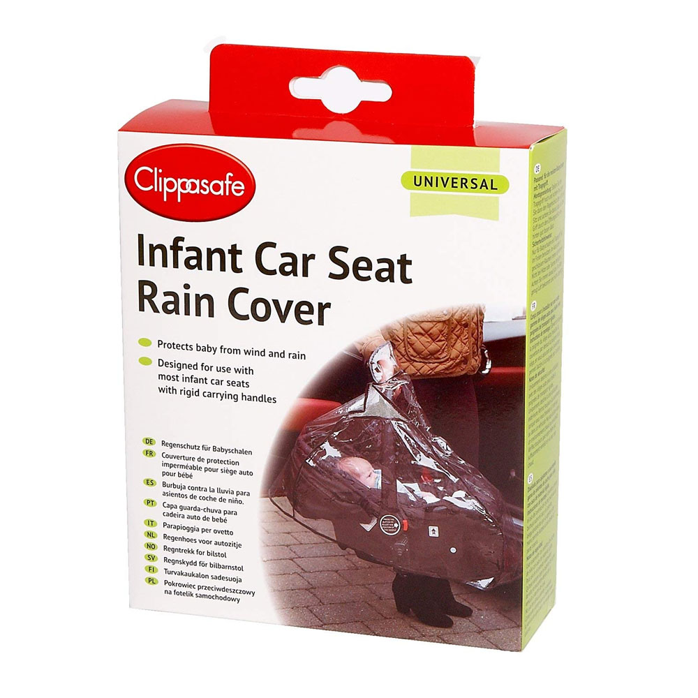 Clippasafe Car Seat Rain Cover