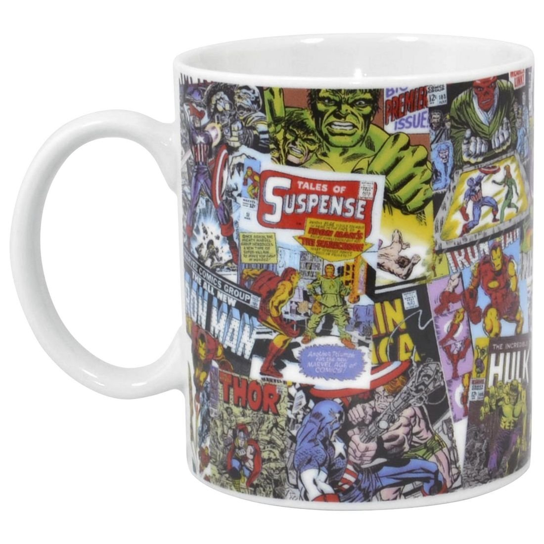 Marvel Comic Cover Mug 11OZ