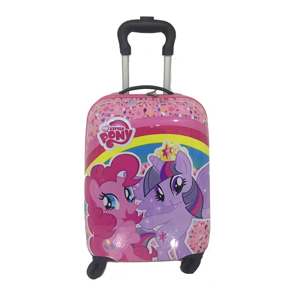 Alami - Trolley Bags My Little Pony Hard Suitcase