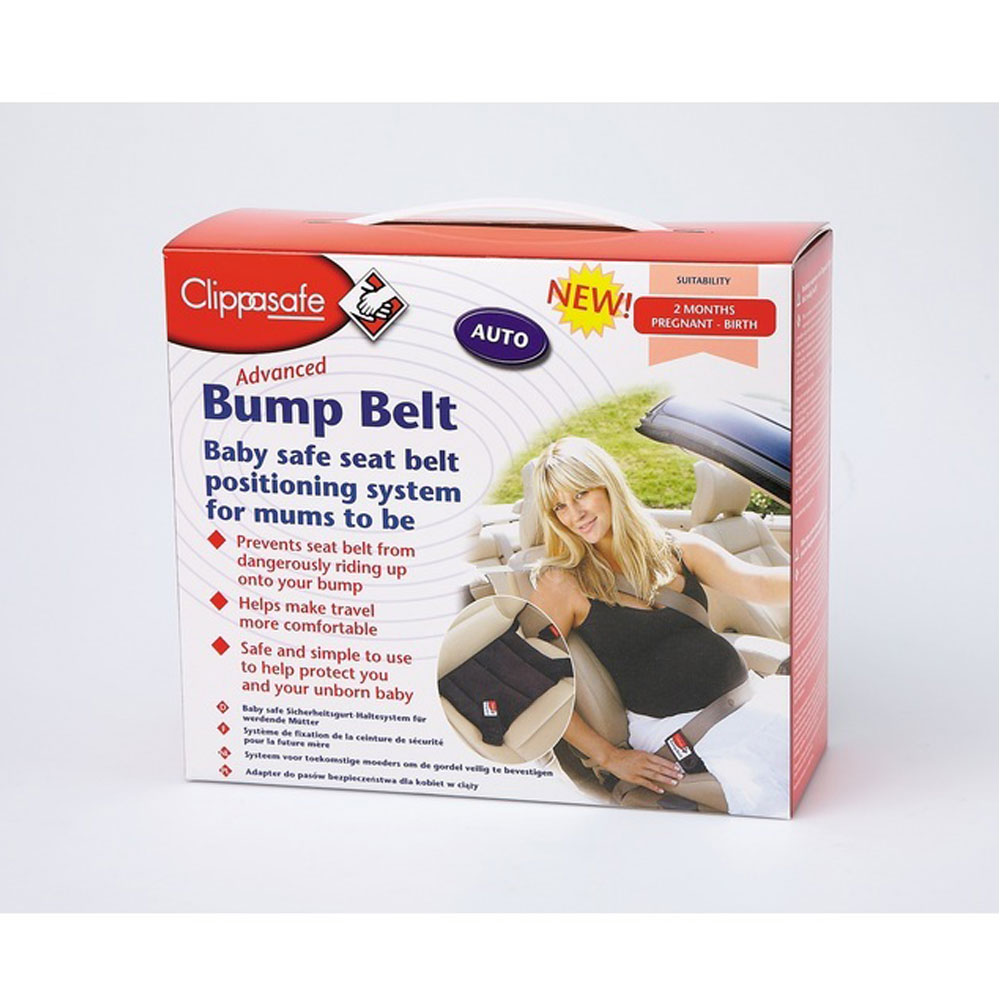 Clippasafe Baby Bump Belt