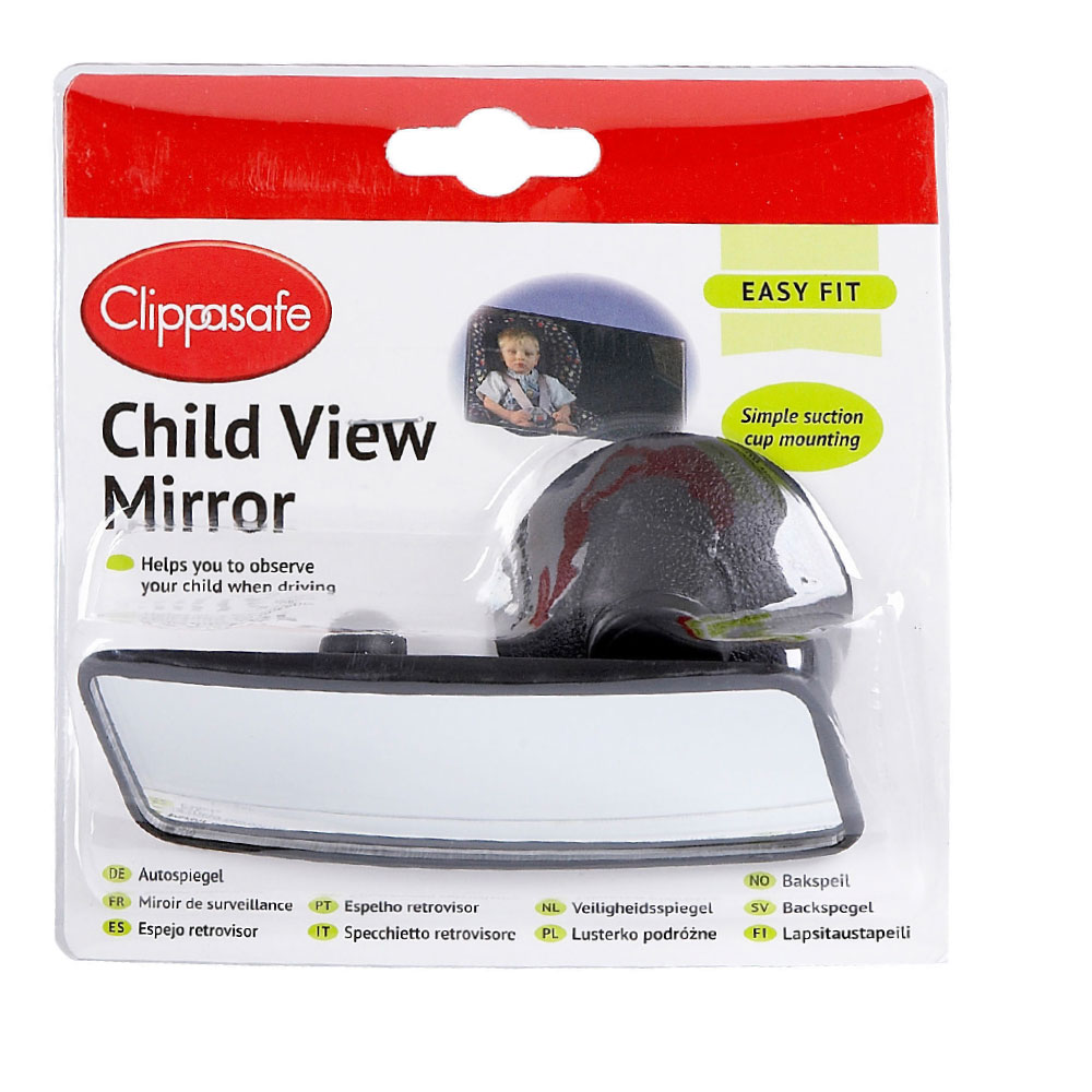 Clippasafe Rear View Mirror Safety
