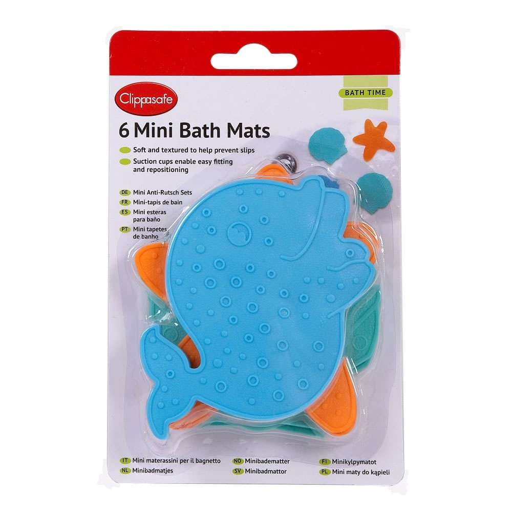 Clippasafe Mini Bath Mat