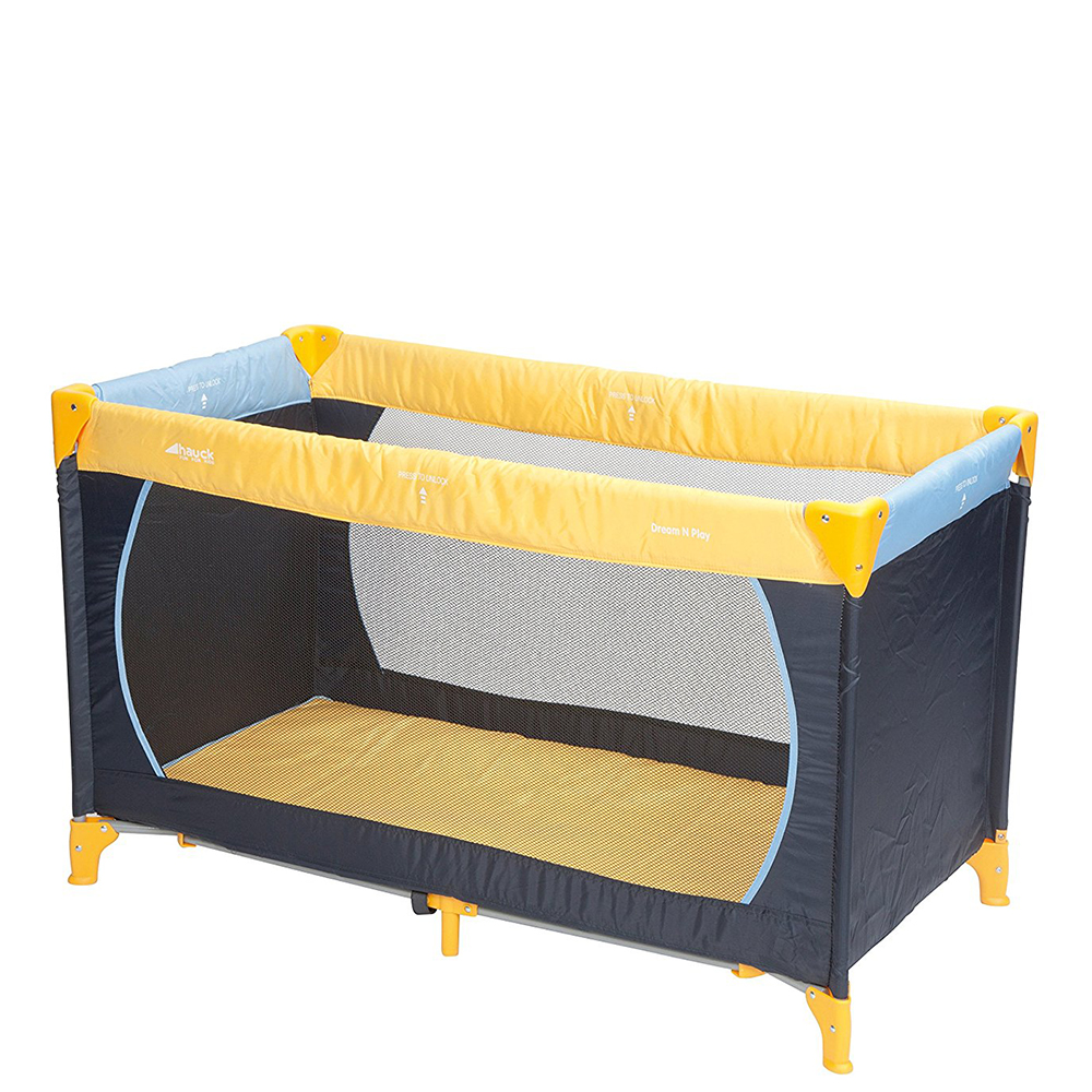 Alami Travel Cot Hauck Dream N Play Travel Cot