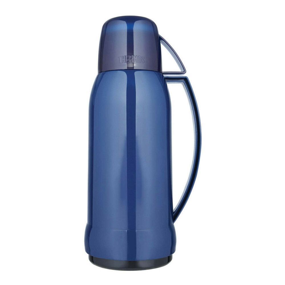 Thermos Jupiter Flask Blue Red