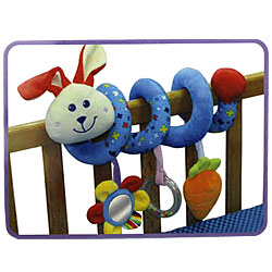 Spiral Cot Toy