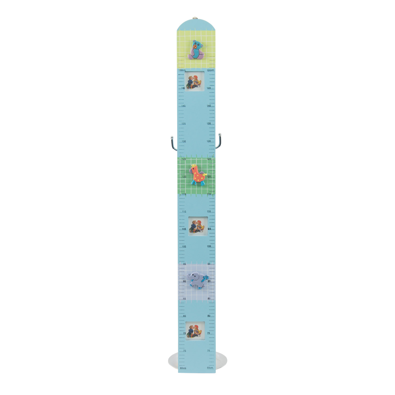 Growth Chart and Photo Frame