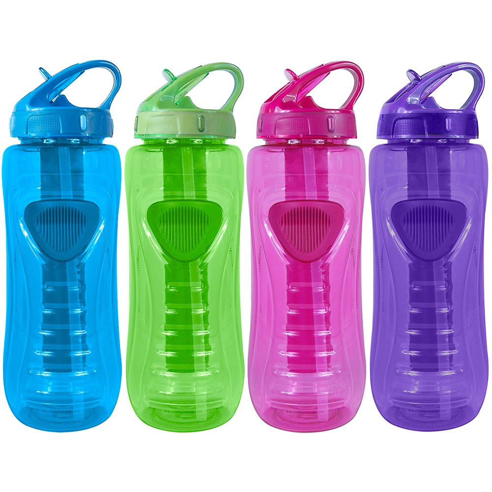 Cool Gear Ez-Freeze Infusion Sports Water Bottle