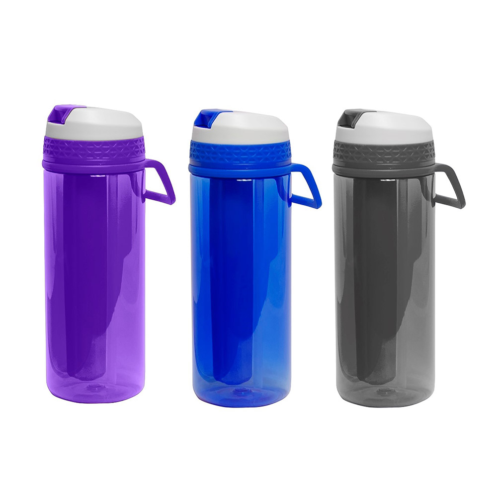 Cool Gear 24oz System Bottle with Freezer Stick