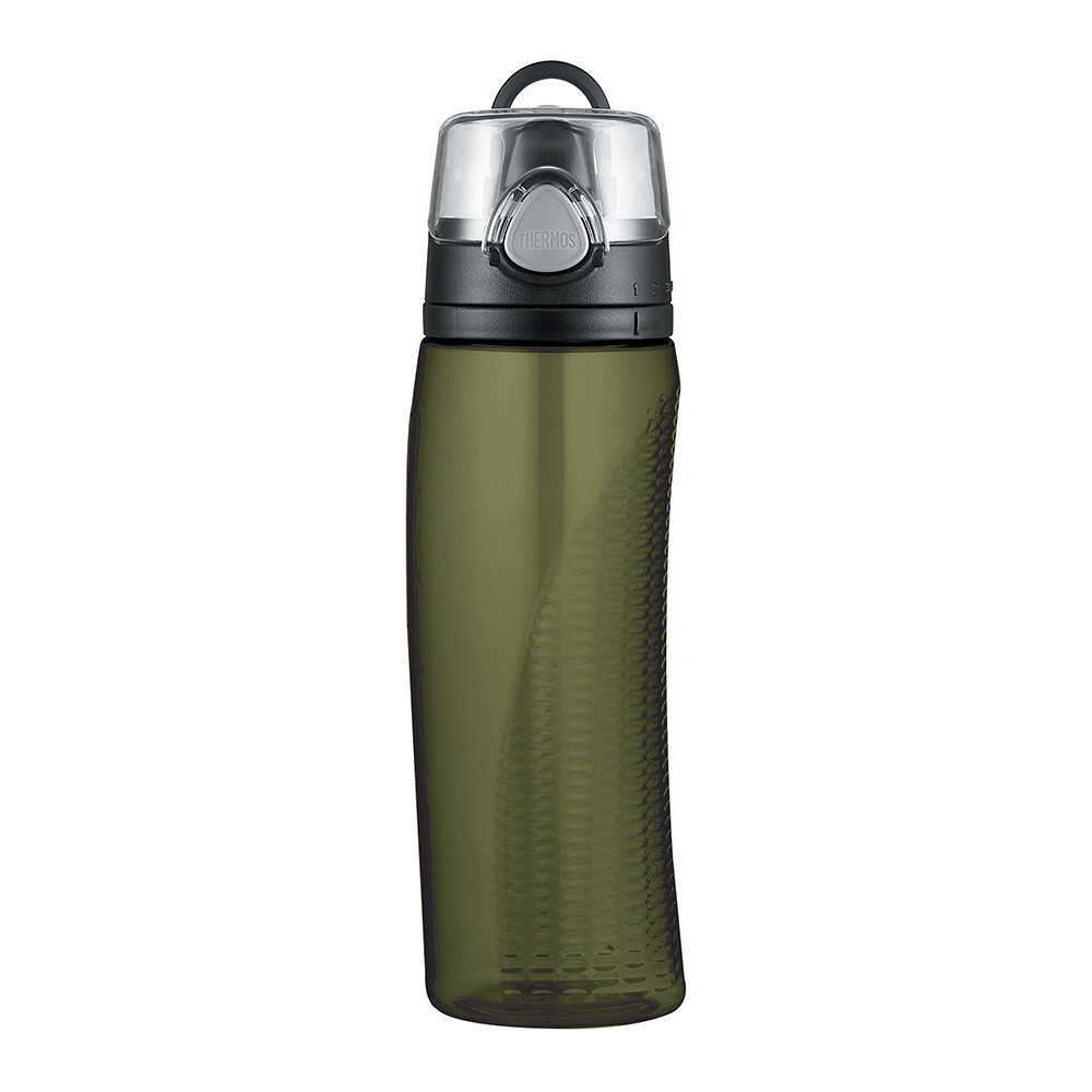Intak Hydration Bottle with Meter 710ml