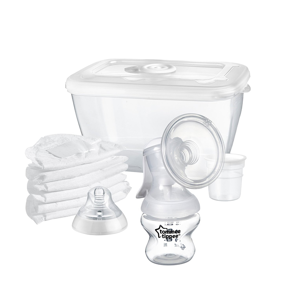 Tommee Tippee Closer to Nature Breast Pump-PP