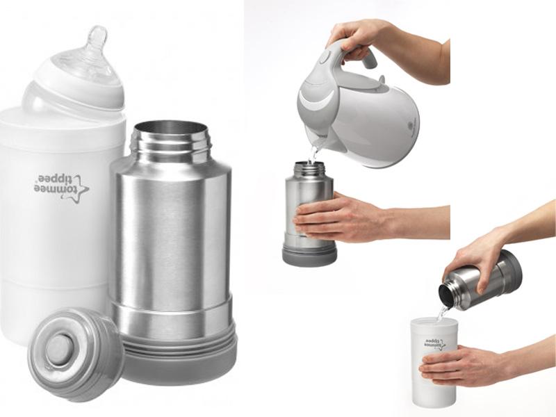 tommee tippee bottle warmer instructions uk