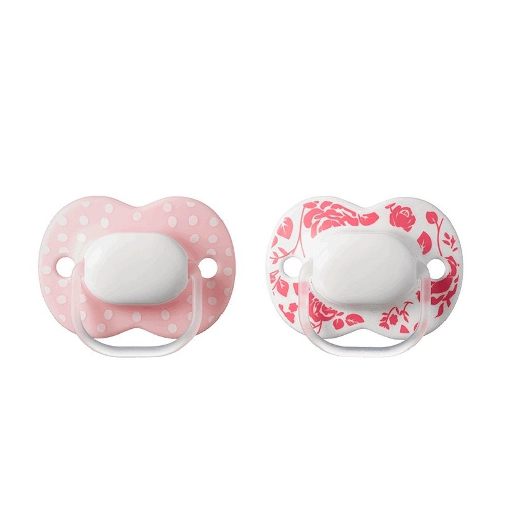Tommee Tippee Little London Silicone Soothers