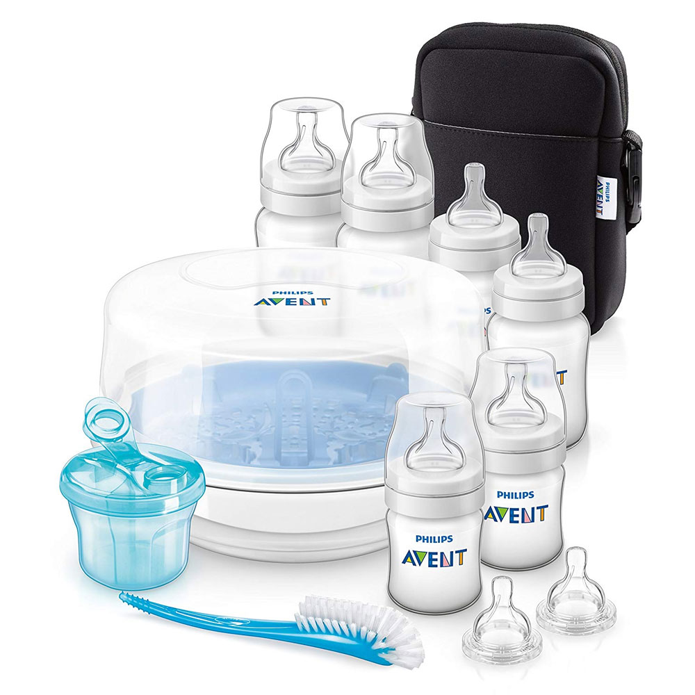 Avent Classic+ Bottle Feeding Essential Set