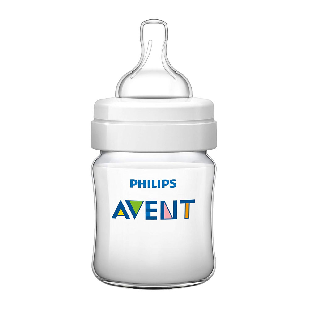 Avent Airflex Classic Feeding Bottle (Single Bottle)