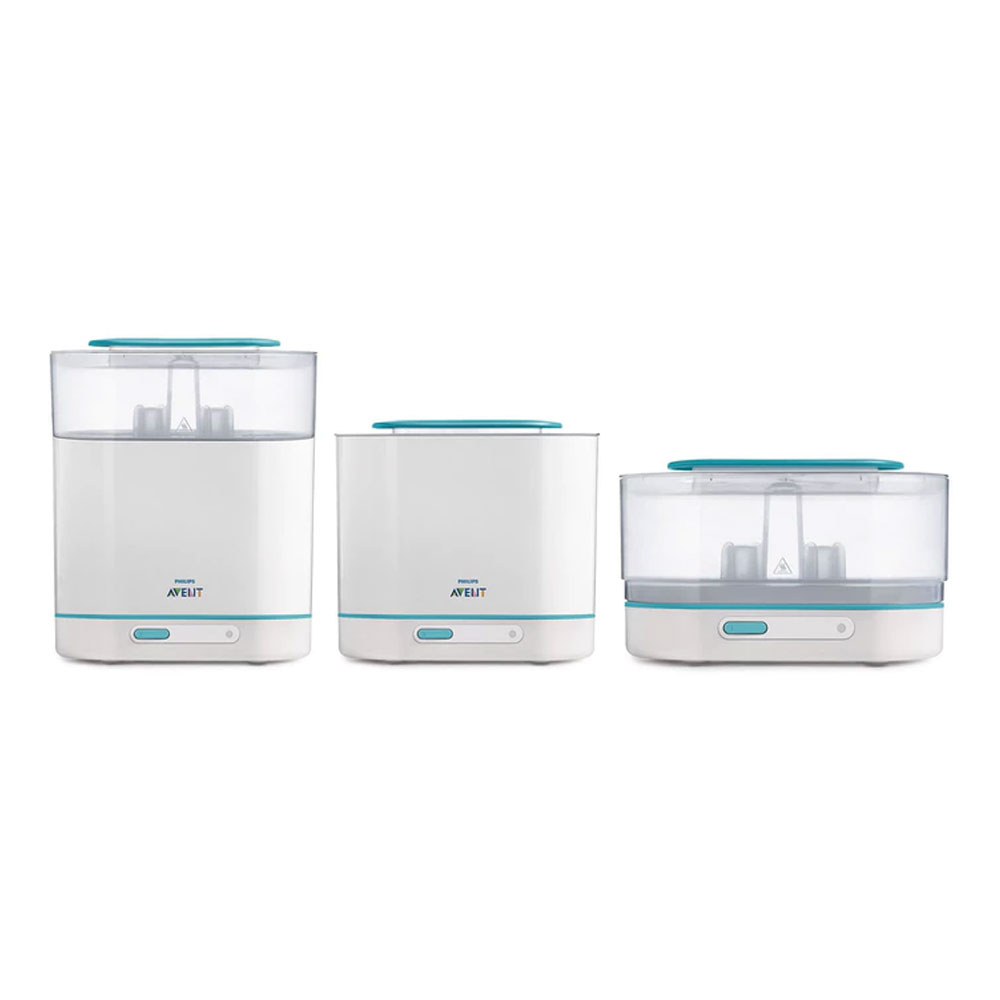 Avent 3 in 1 Steriliser No Fill
