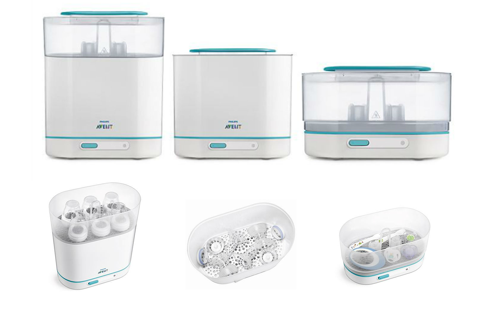 tommee tippee bottle sterilizer instructions for microwave