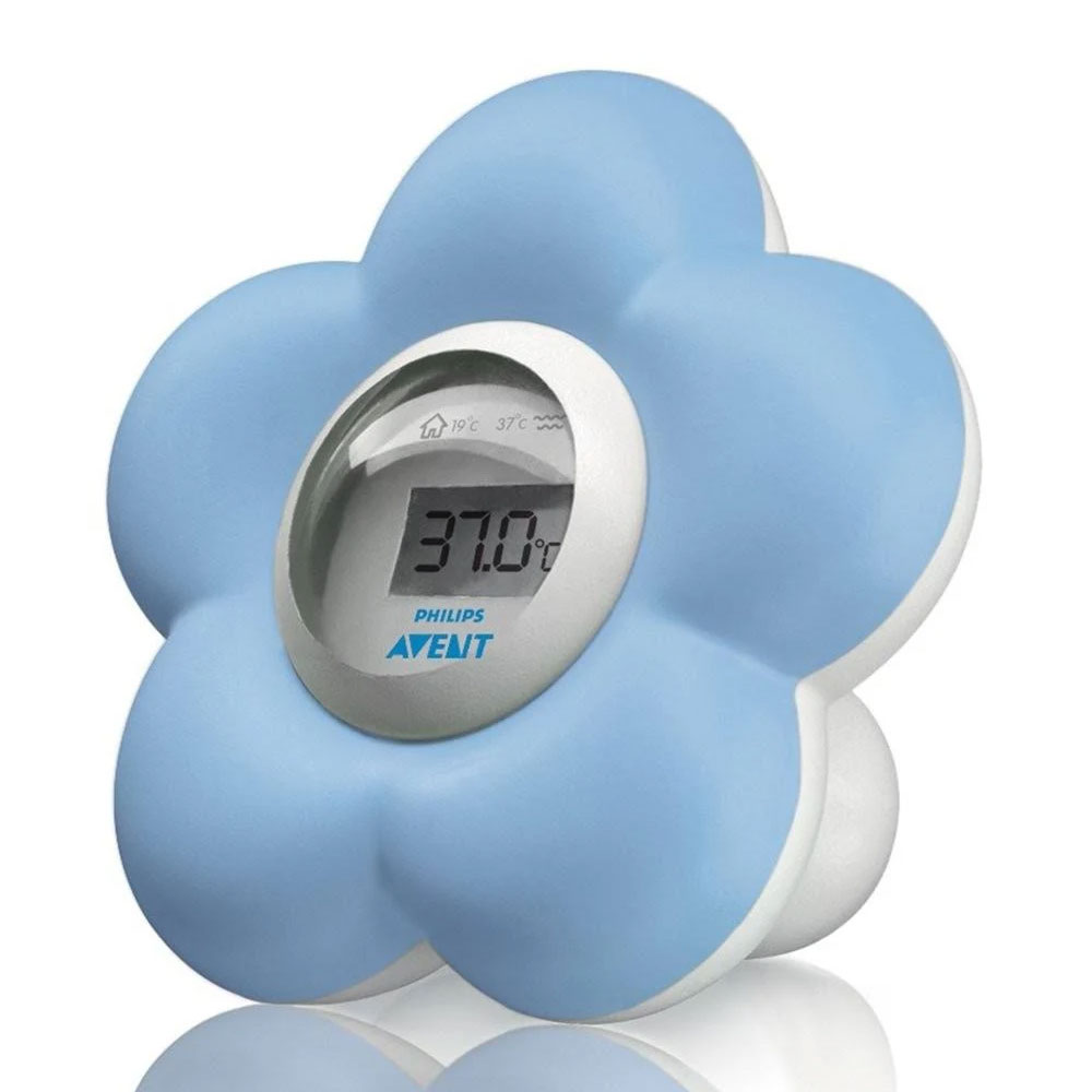 Avent Flower Bath and Room Thermometer