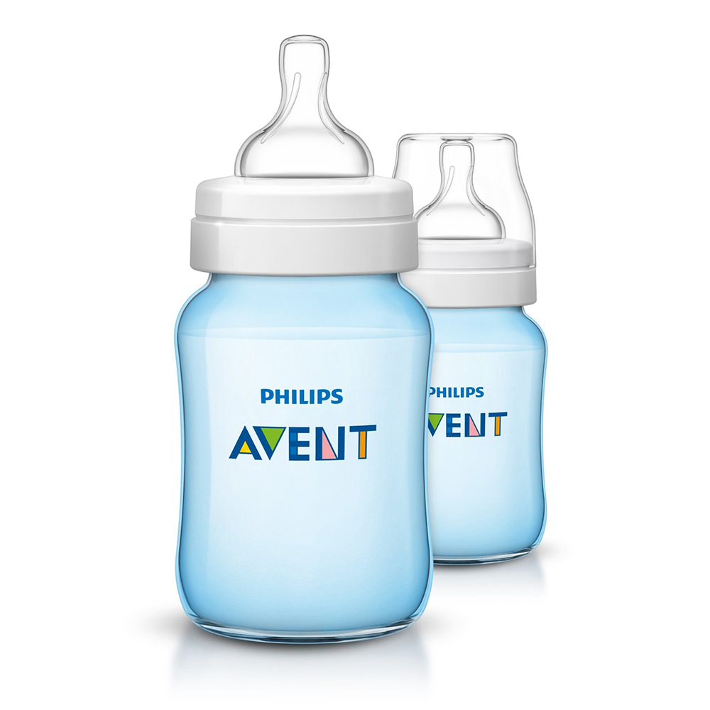 Special  Avent Airflex Classic Feeding Bottle 260ml/9oz