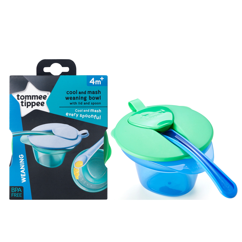 Tommee Tippee Explora Cool N Mash Weaning Bowl