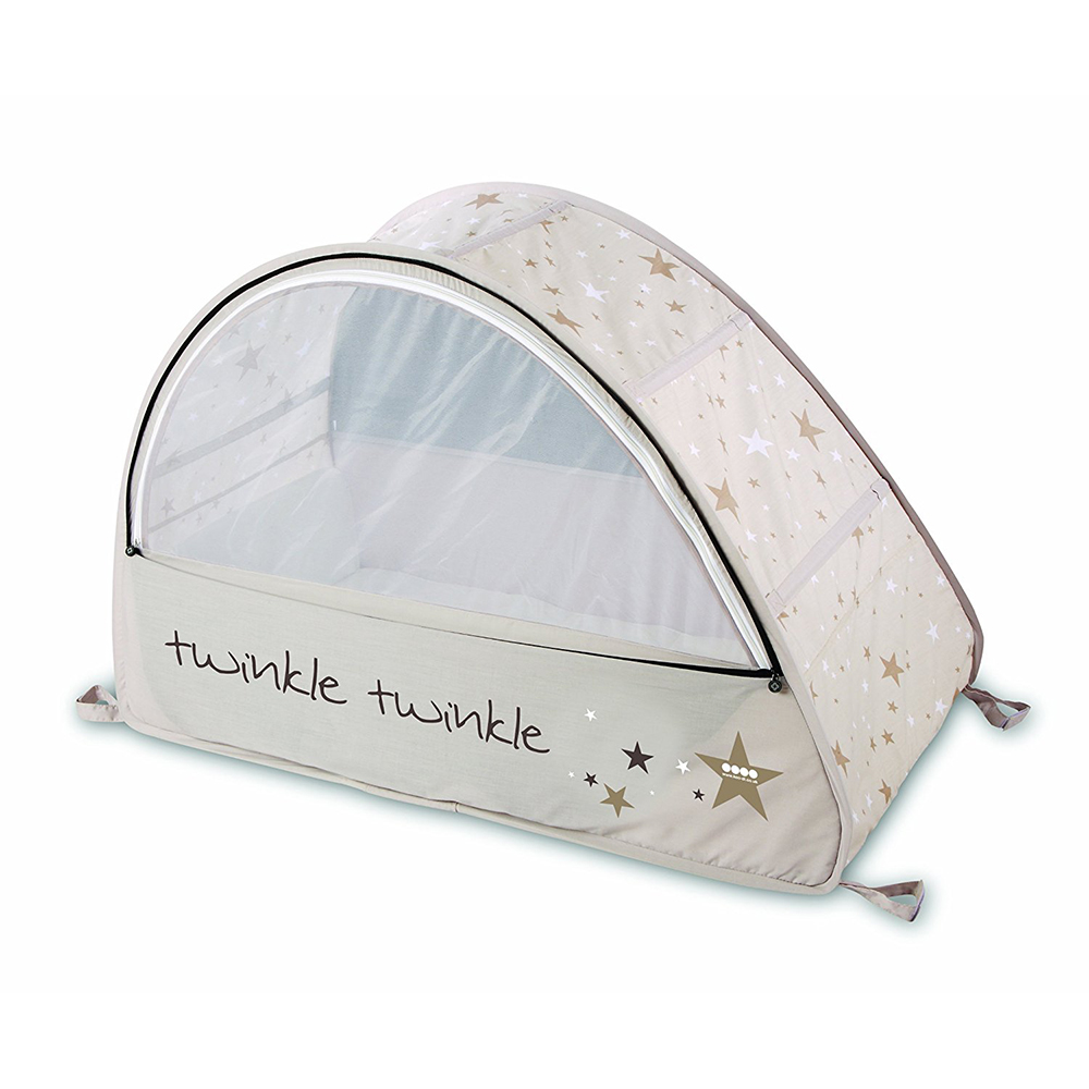 alami travel cot koo di sun sleep pop up travel bubble cot. Black Bedroom Furniture Sets. Home Design Ideas