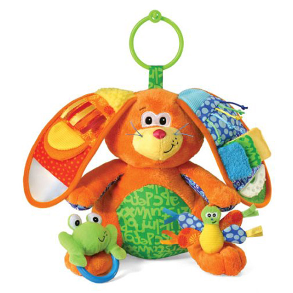 Infantino Discovery Bunny