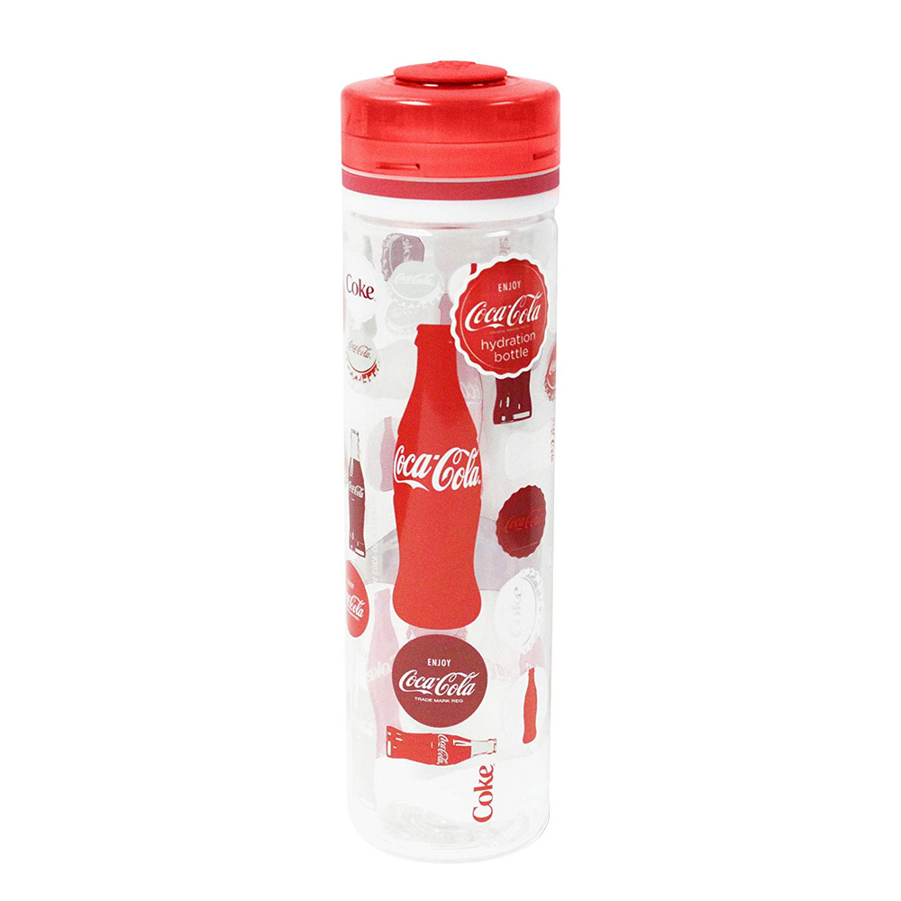 Cool Gear Straight Wall Coke Bottle