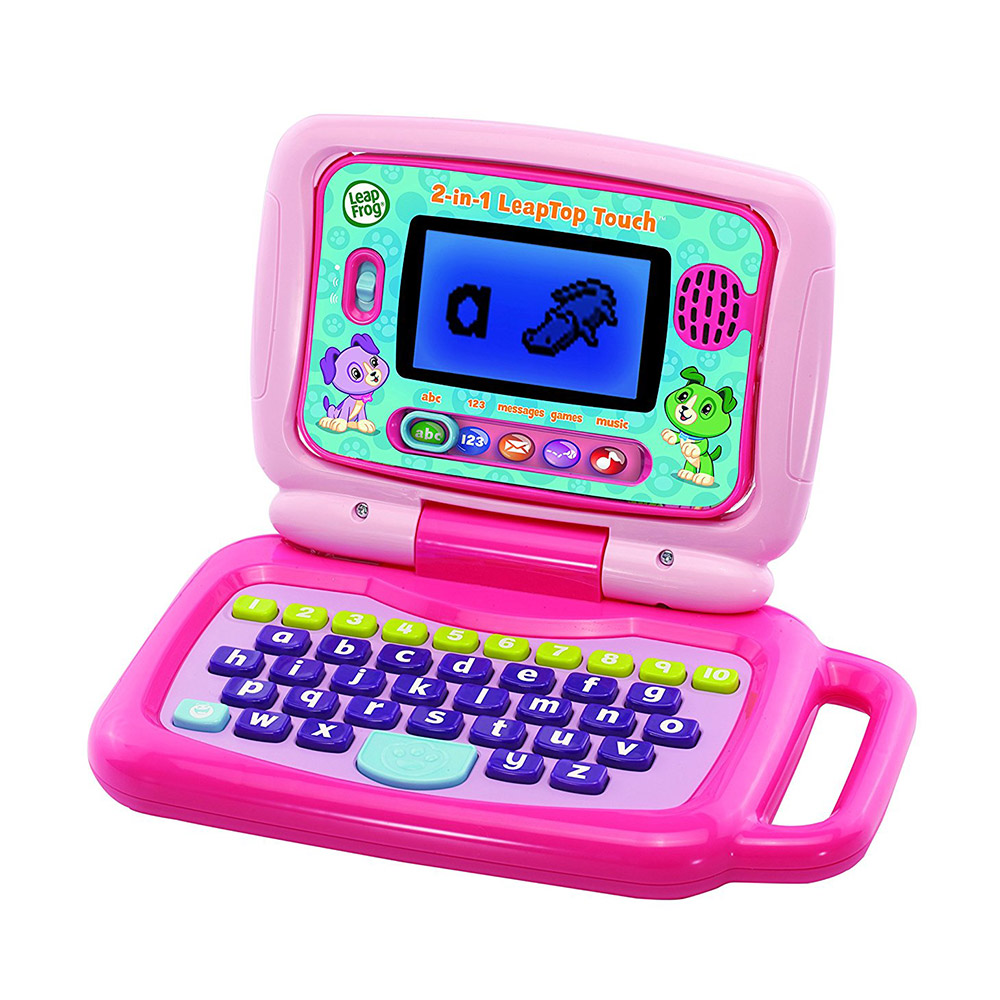 LeapFrog 2 in 1 Leap Top Touch