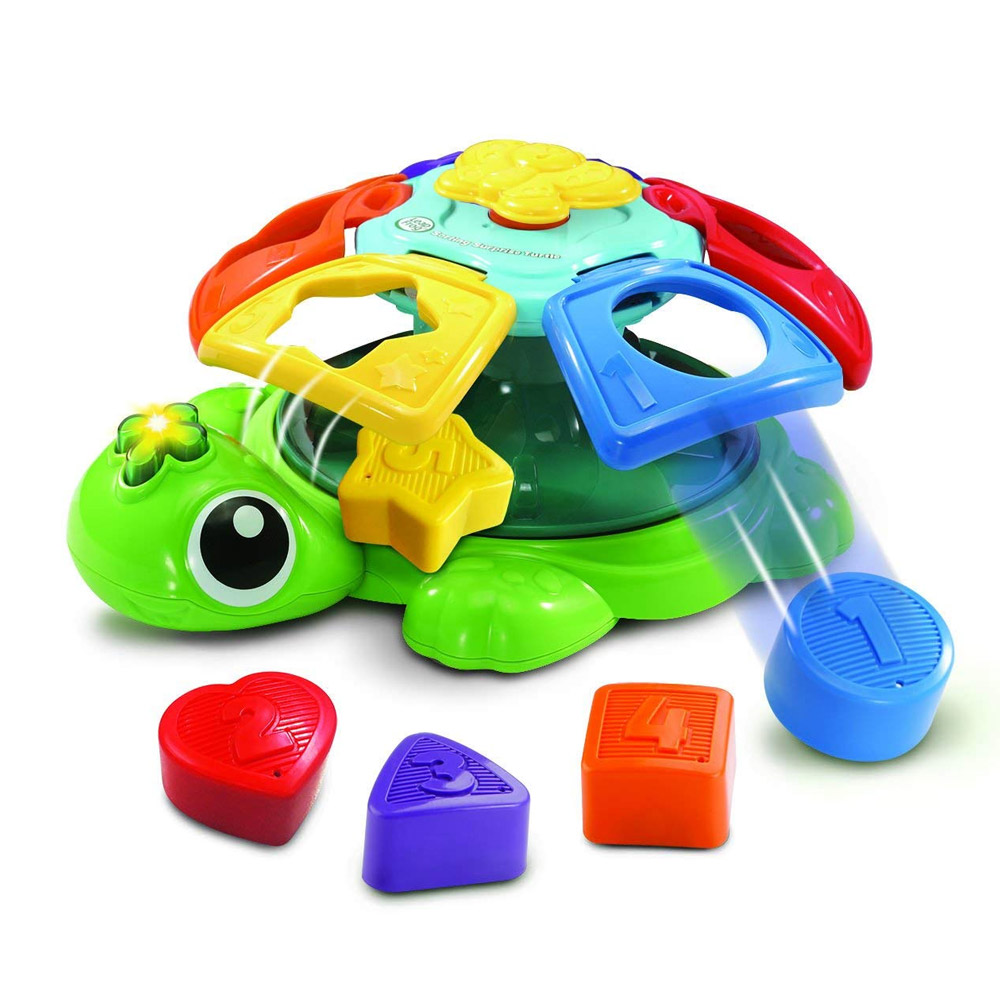 LeapFrog Trutle Sort and Spin Turtle
