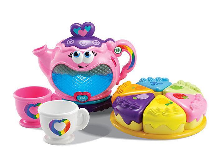 Leapfrog Music Rainbow Tea Party