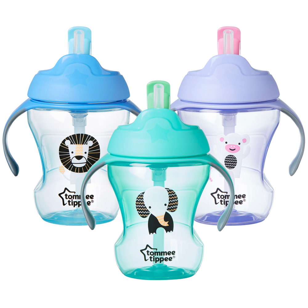 Tommee Tippee Training Straw Cup