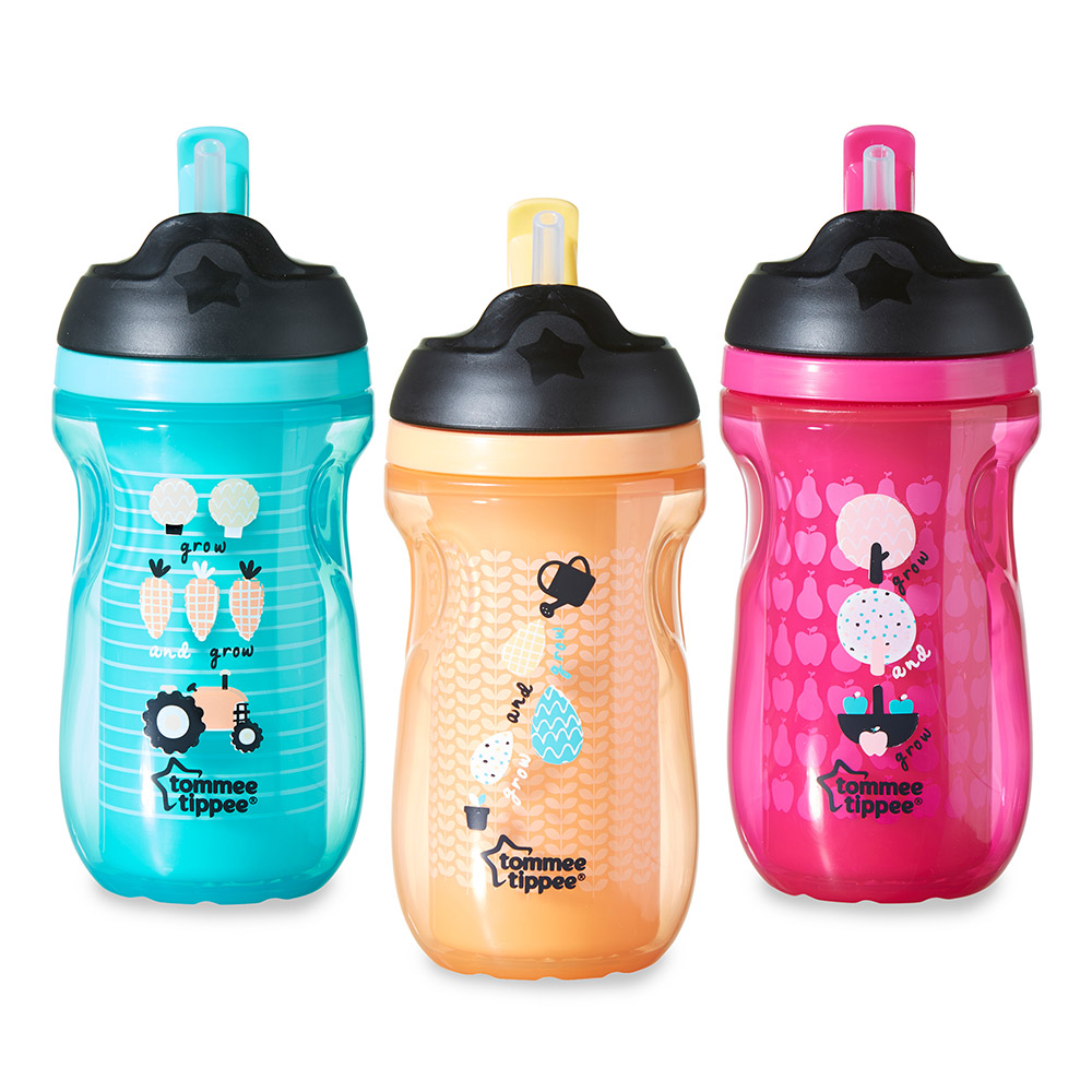 Alami Baby Beaker Amp Sippers Special Tommee Tippee Insulated Active Straw Cup