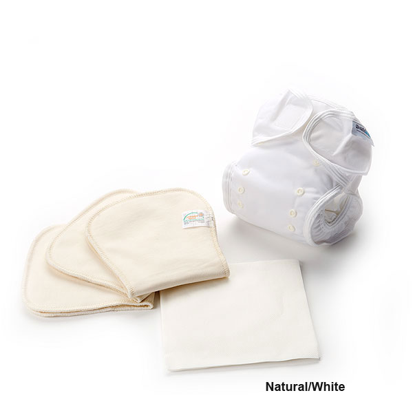 Bambinex Bamboo Cotton Bone Booster and Wrap Test Kit