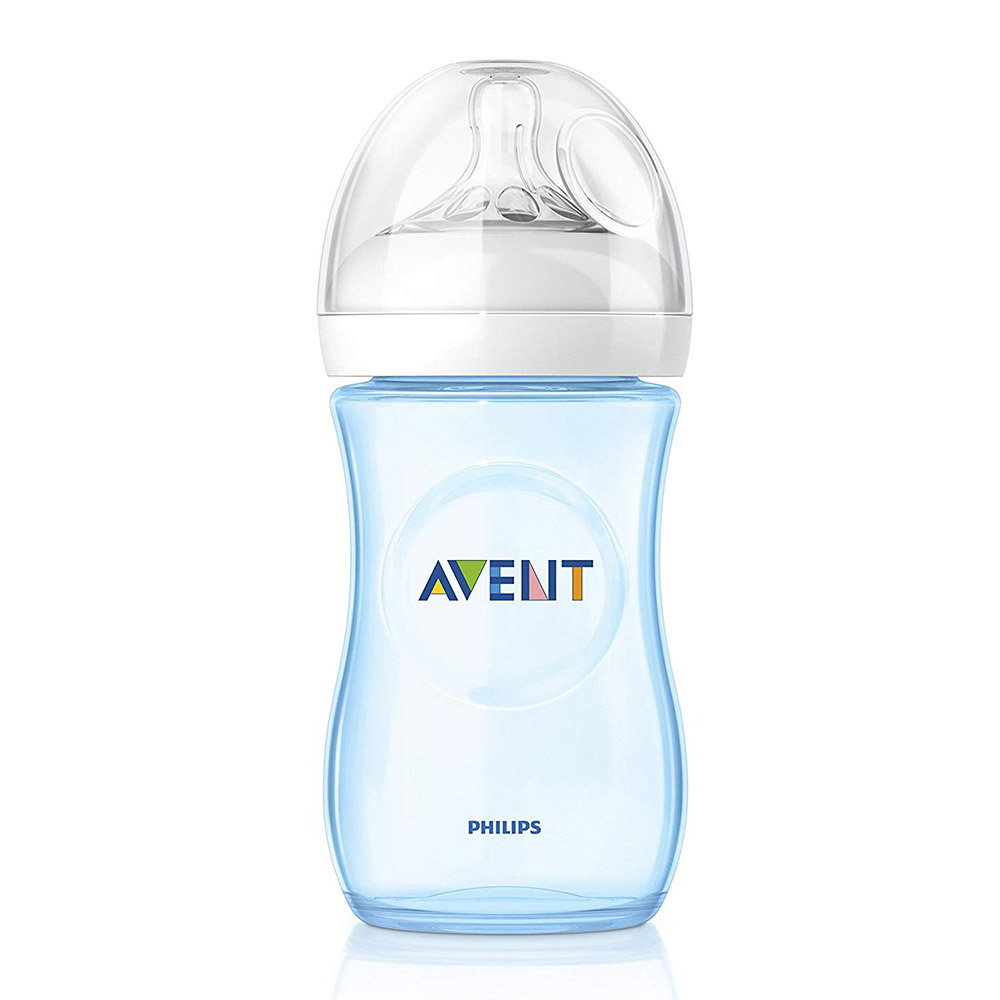 Special Avent Natural Baby Bottle Slow Flow Teat 260 ml 2 Pack