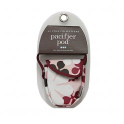 JJ Cole Pacifier Pod Mulberry