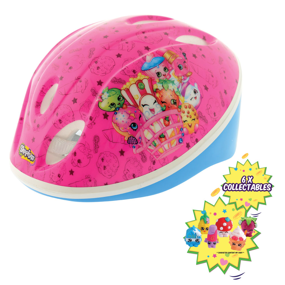 Shopkins Collectible Safety Helmet
