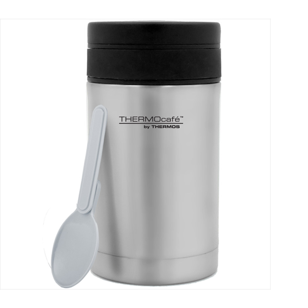 Thermos Food Flask and Spoon