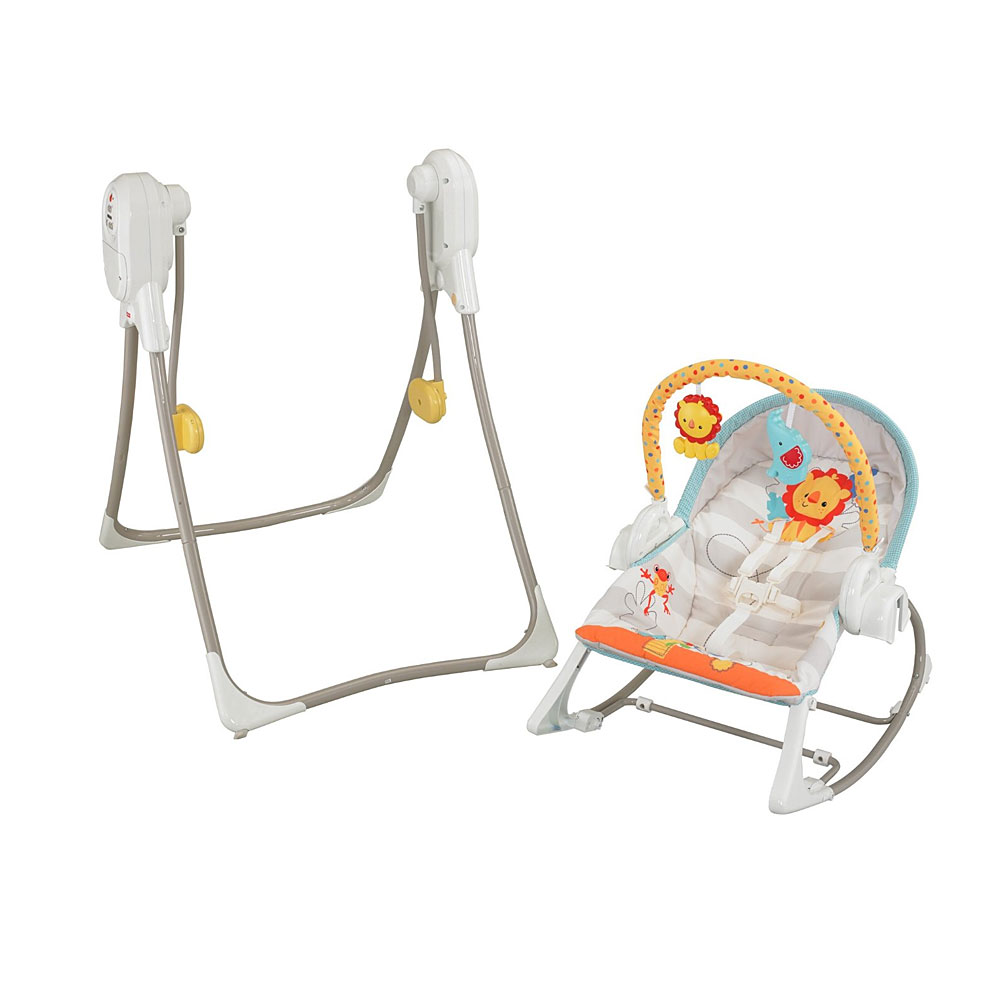 Fisher price power swing plus fisher price power plus for Altalena chicco amazon