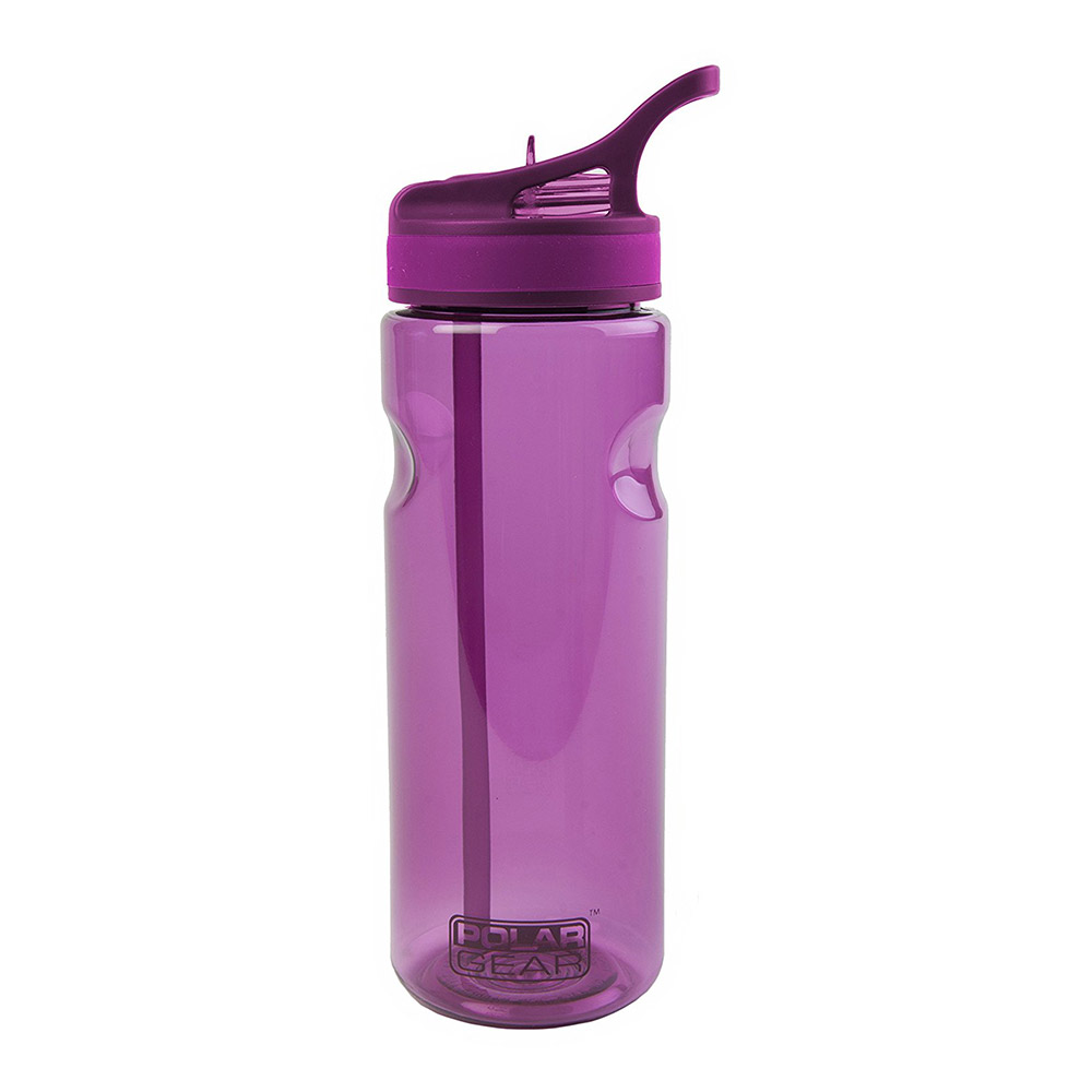 Polar Gear Aquar Grip Tritan Bottle, 650ml