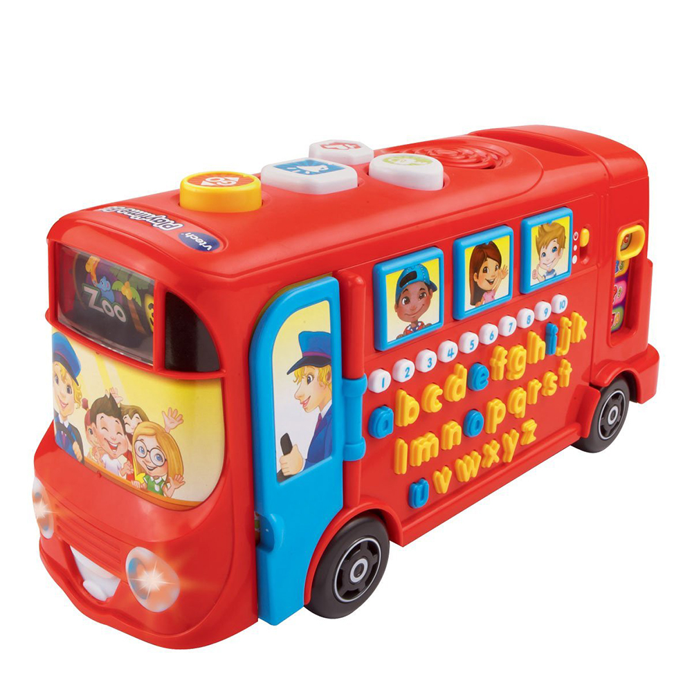 VTech Baby Playtime Bus with Phonics