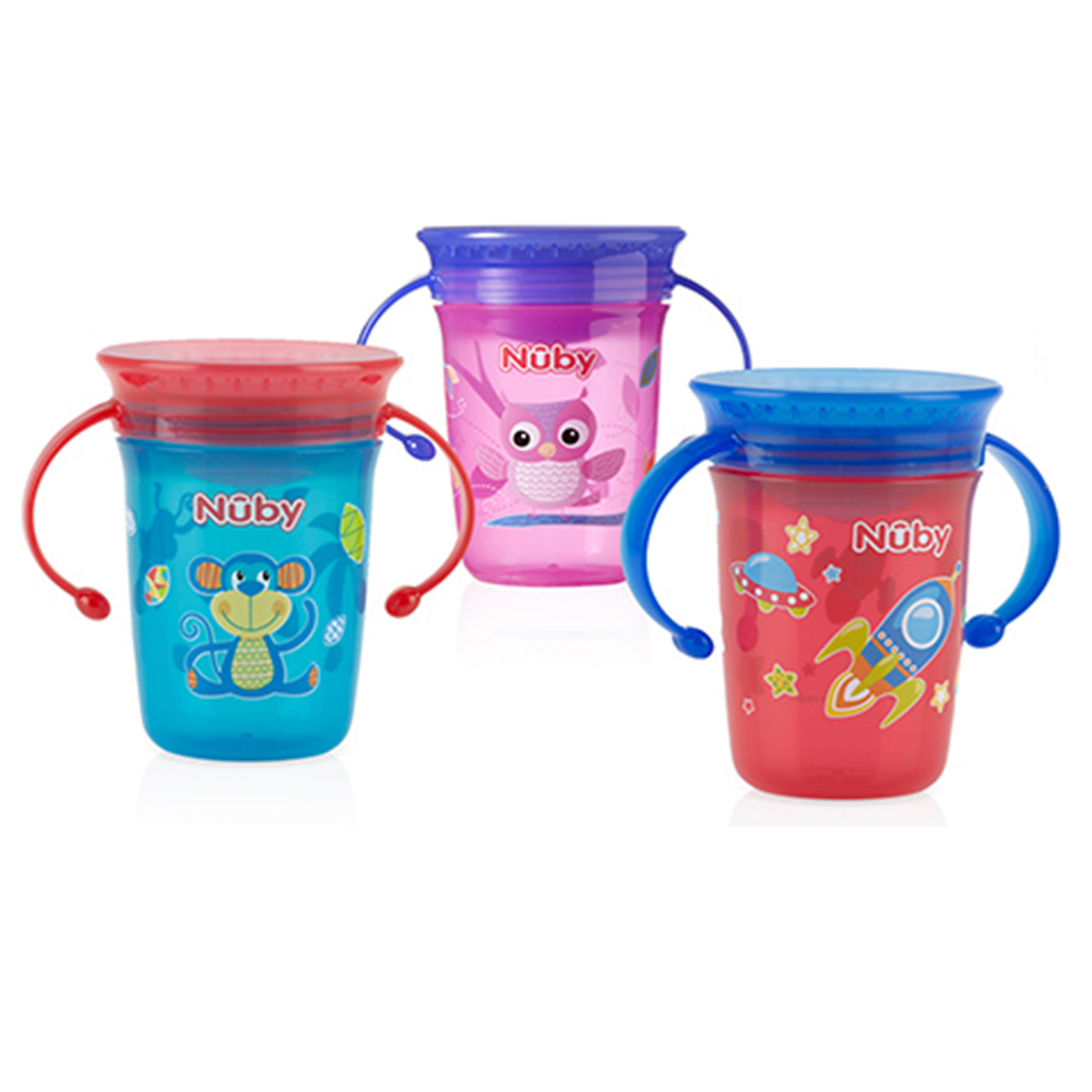 Nuby 360 Degree Mini No Spill Cup