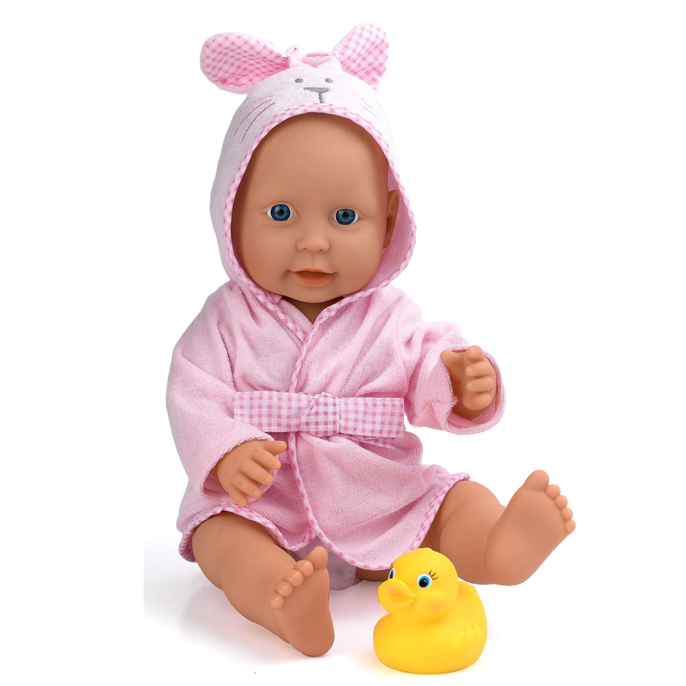Peterkin Splash Time Baby 16 inch Doll
