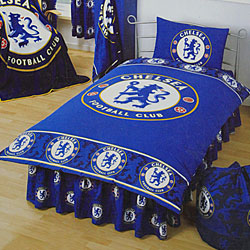 Football Teams Quilt Cover Set