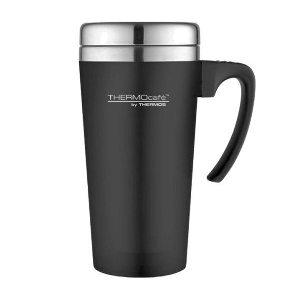 Thermos ThermoCafé Soft Touch Travel Mug 420ml